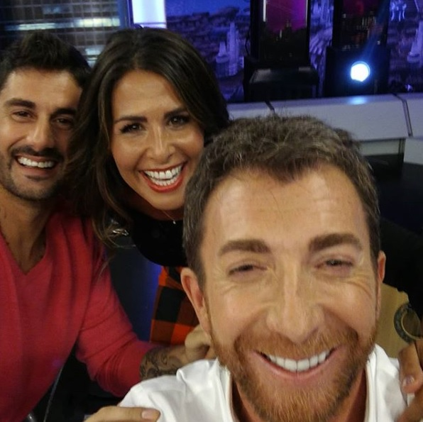 Pablo Motos demuestra en directo el poder de la televisión gracias a Instagram