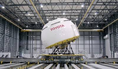 Toyota crea un copiloto invisible para evitar accidentes