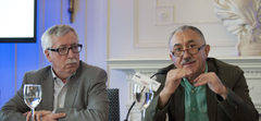 Ignacio Fermández Toxo y Josep María Álvarez