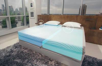 Así funciona la cama inteligente