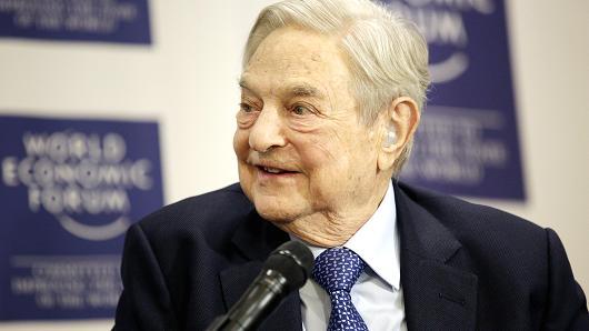 George Soros: las tecnológicas estadounidenses