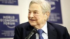 George Soros: las tecnológicas estadounidenses 'tienen los días contados'