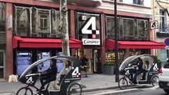 'Casino' abre una tienda sin dependientes en París