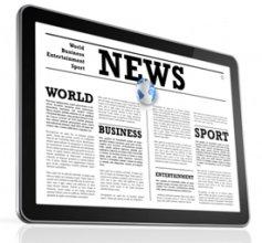 Más de la mitad de los españoles lee noticias online