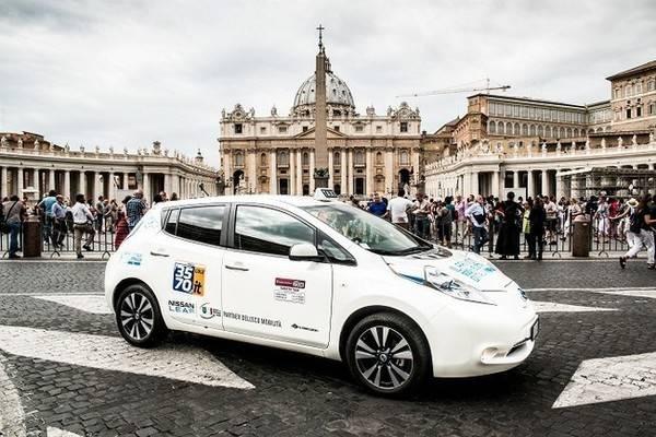 El bitcoin llega a los taxis italianos