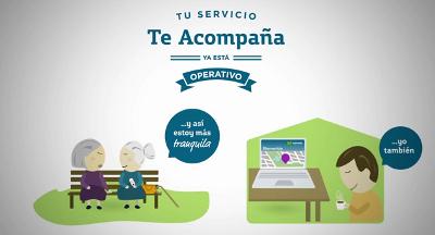 Sarquavitae y Telefónica lanzan un novedoso servicio de teleasistencia móvil