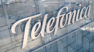 Telefónica aumentó su beneficio el 4,8% en 2016