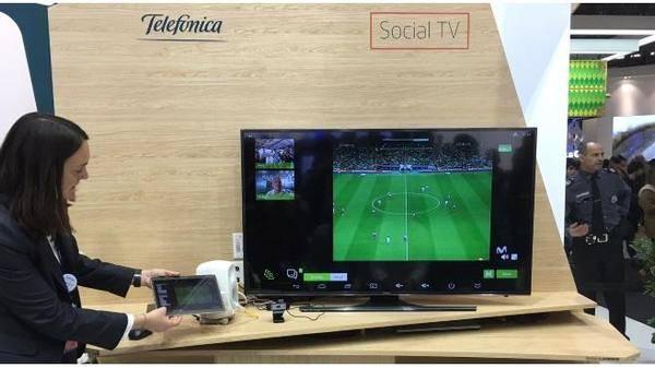 Telefónica inaugura la era de la televisión social