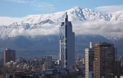 Sede de Telefónica en Chile.