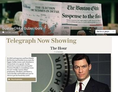 ¿Cómo aumentan 'The Telegraph' y 'The Boston Globe' el compromiso de sus lectores?