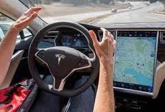 Alemania podr�a prohibir el sistema de autoconducci�n de los Tesla