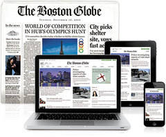 ¿Por qué 'The Boston Globe' es el periódico local con más suscriptores?