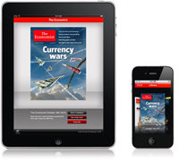 "La edición digital de ""The Economist"" se dispara"