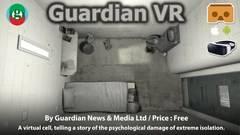 'The Guardian' crea un equipo de Realidad Virtual