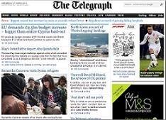 Los paywall se generalizan en la prensa inglesa
