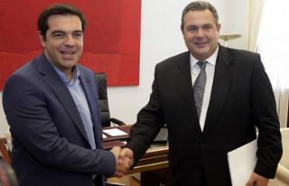 Syriza gobernará Grecia contra los oligarcas que dominan los medios de comunicación