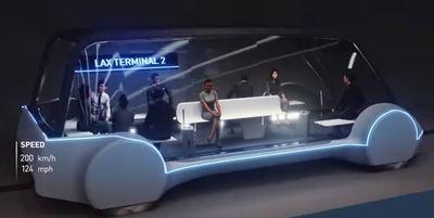 Elon Musk celebra con pompa y boato su primer túnel completo, pero nos deja descafeinados