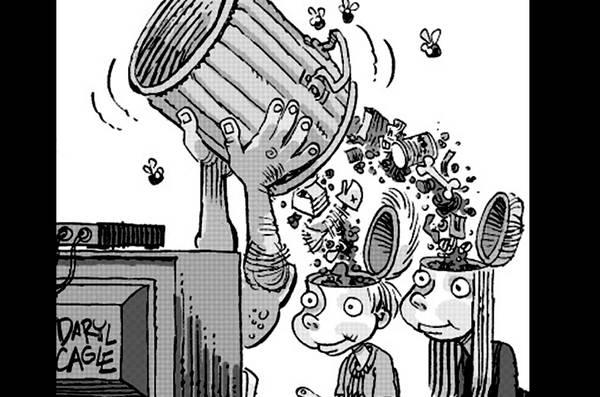 Los anuncios en tv tienen un futuro sombrío