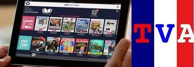 Francia reduce el IVA al 2,1% para la prensa digital mientras España lo mantiene en un exorbitante 21%