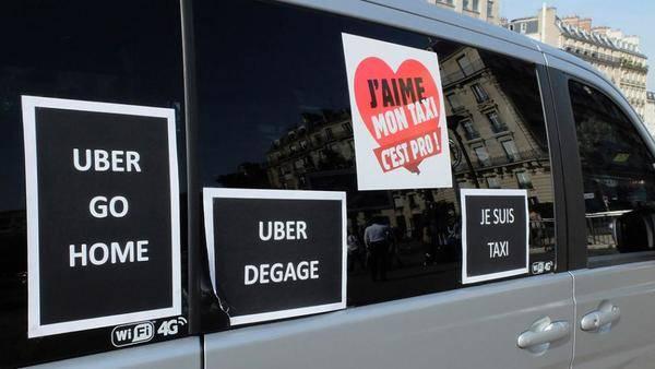 La Comisión Europea pide a los 28 no prohibir Uber o Airbnb