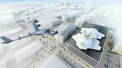 Uber tendrá coches voladores antes de 2020