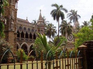 Universidad de Mumbai, una de las más prestigiosas de la India