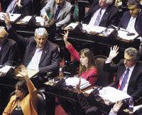 La Cámara de Diputados aprobó el proyecto de ley sobre la comercialización y distribución de papel para diarios