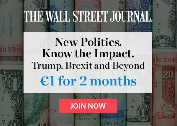 ¿Por qué se ha desplomado el tráfico del 'Wall Street Journal'?