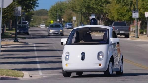 California da luz verde a los coches sin conductor