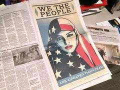 'We the people' de Shepard Fairey