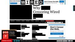 'Wired' levanta un muro de pago en su 25 aniversario