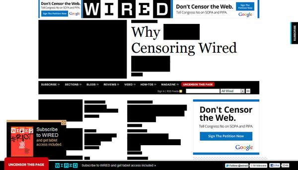 La revista 'Wired' introducirá un muro de pago en 2018