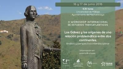 II Workshop Aula María Zambrano de Estudios Transatlánticos