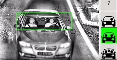 Un nuevo sistema de detección de pasajeros reducirá los atascos