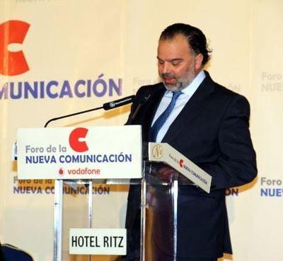 Fernando de Yarza en el Foro Nueva Economía