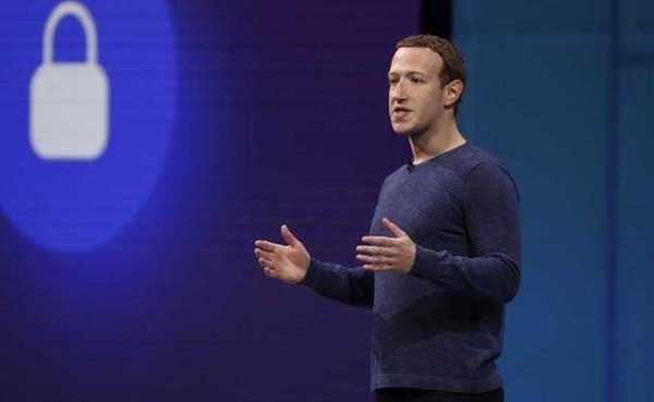 Zuckerberg cambia de planes para Facebook